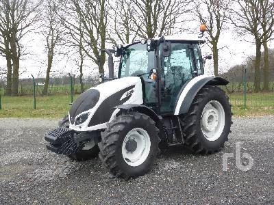 2018 VALTRA A94 HITECH MFWD Tractor