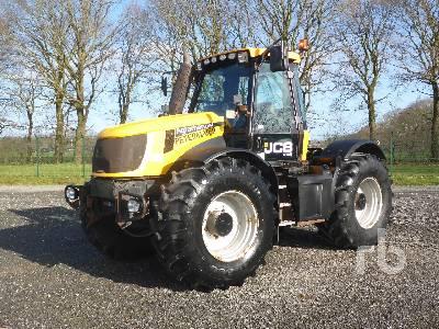 2008 JCB 2155 FASTRAC MFWD Tractor