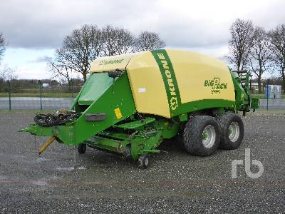 2005 KRONE 1270XC Big Square Baler