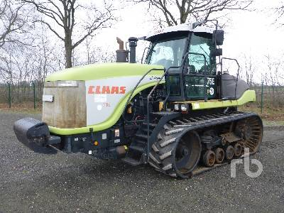 2000 CHALLENGER E75 Track Tractor