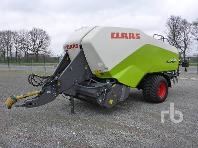 2014 CLAAS QUADRANT 3200RC Square Baler