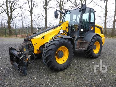 2009 JCB TM310 Wheel Loader