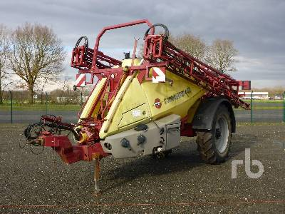 2007 HARDI COMMANDER 4400 Field Sprayer
