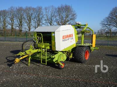 2003 CLAAS ROLLANT 255RC Round Baler