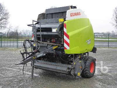 2010 CLAAS VARIANT 385 RC Round Baler