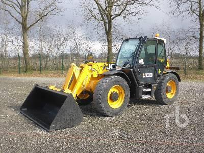 2014 JCB 531-70 AGRI 4x4x4 Telescopic Forklift