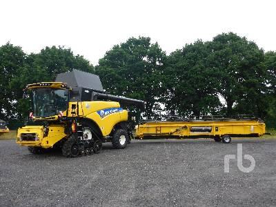 2015 NEW HOLLAND CR9.80 Combine