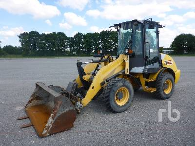 2005 NEW HOLLAND W50 Wheel Loader