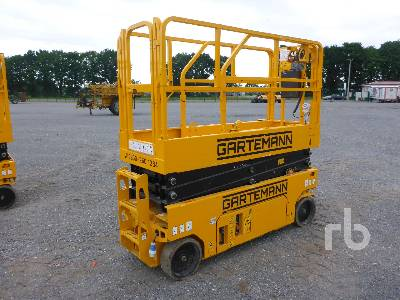 Unused 2019 JCB S2032E Scissorlift