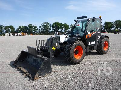 Unused 2020 BOBCAT TL43.80HF AGRI 4x4x4 Telescopic Forklift