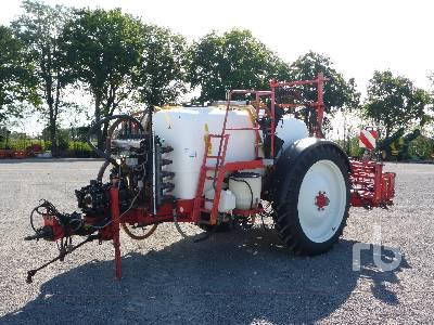 2000 SCHMOTZER ASP212A 21 m Field Sprayer