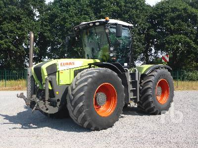 2006 CLAAS XERION 3300TRAC 4WD Tractor