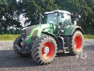 2008 FENDT 927 VARIO PROFI MFWD Tractor