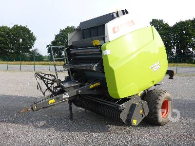 2007 CLAAS VARIANT 385RC Round Baler