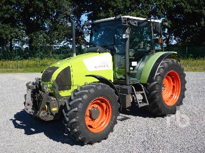 2004 CLAAS CELTIS 446RX MFWD Tractor