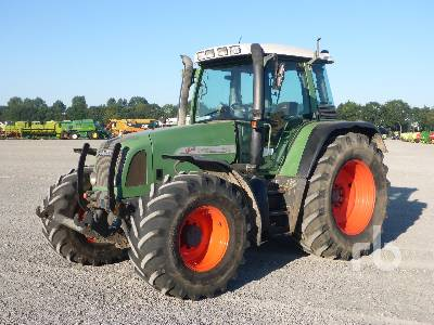 1999 FENDT 716 FAVORIT MFWD Tractor