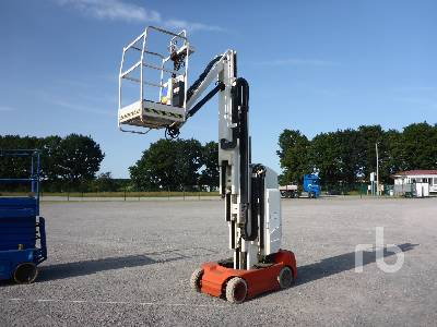 1999 GROVE TOUCAN 1100A Vertical Manlift Electric Boom Lift