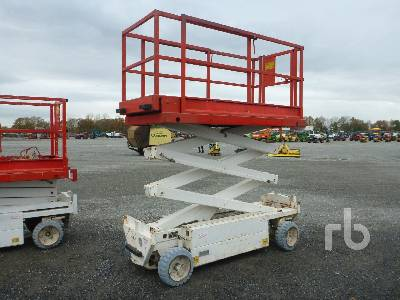 1992 HOLLAND LIFT MONOSTARX64EL12 Scissorlift