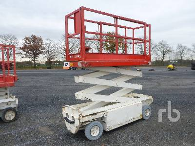1993 HOLLAND LIFT MONOSTARX64EL12 Scissorlift