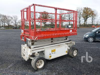 1998 HOLLAND LIFT MONOSTARX83EL12 Scissorlift