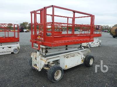 2001 HOLLAND LIFT MONOSTARX83EL16 Scissorlift