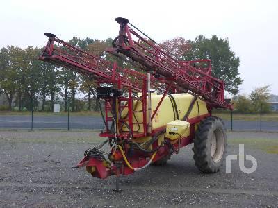 1992 HARDI TZ3500/18 Field Sprayer