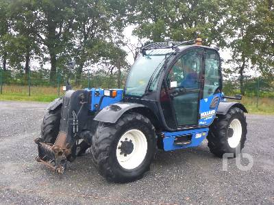 2012 NEW HOLLAND LM5040 PLUS 4x4x4 Telescopic Forklift
