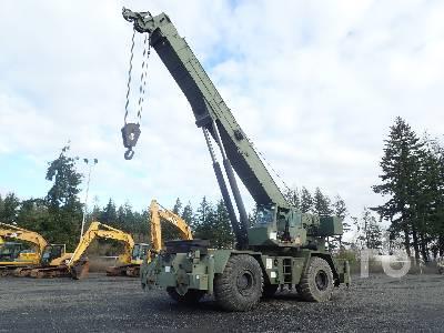 1988 GROVE RT875CC 40 Ton 4x4x4 Rough Terrain Crane