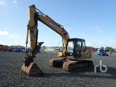 2007 JOHN DEERE 120C Hydraulic Excavator