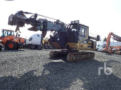 1997 CATERPILLAR 320L Crawler Delimber