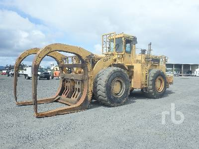 1988 CATERPILLAR 988B Wheel Loader