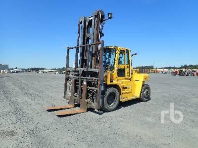 2010 HYUNDAI 110D7E 20500 Lb Forklift