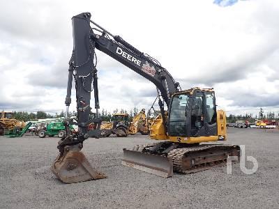 2016 JOHN DEERE 135G LC Hydraulic Excavator