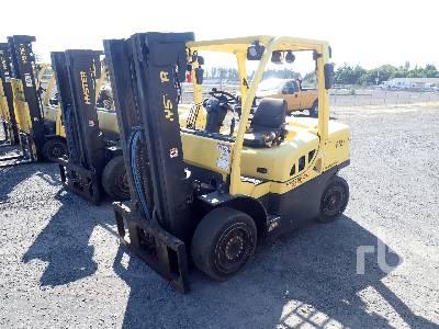 2015 HYSTER H80FT 8000 Lb Forklift