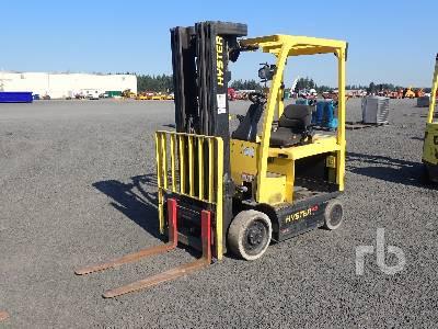 2015 HYSTER E45XN-33 4000 Lb Electric Forklift