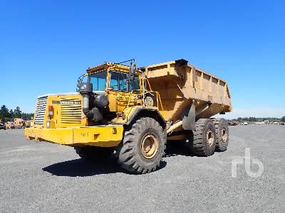 2000 VOLVO A40 Articulated Dump Truck