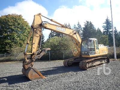 2007 JOHN DEERE 200C LC Hydraulic Excavator