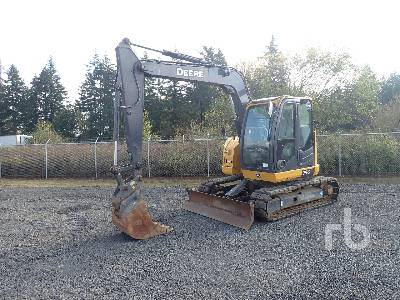2018 JOHN DEERE 75G Midi Excavator (5 - 9.9 Tons)