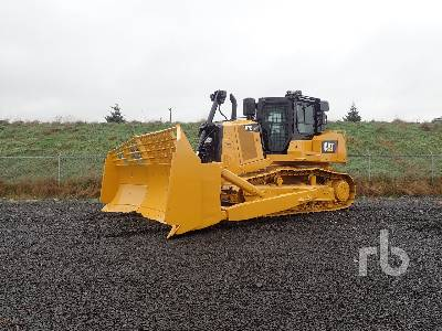 2017 CATERPILLAR D7E LGP Crawler Tractor