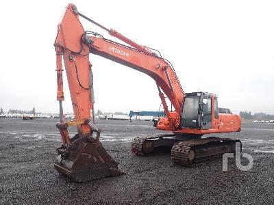2005 HITACHI ZX330LC Hydraulic Excavator