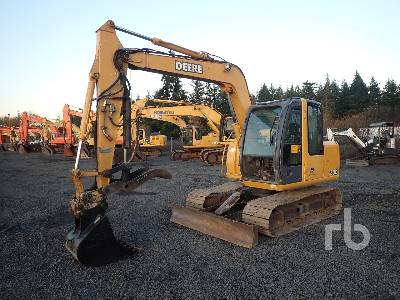 2005 JOHN DEERE 80C Midi Excavator (5 - 9.9 Tons)