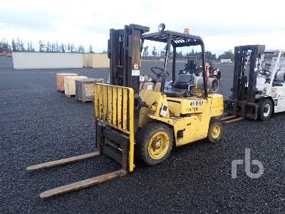 1989 HYSTER 5050 Lb Forklift