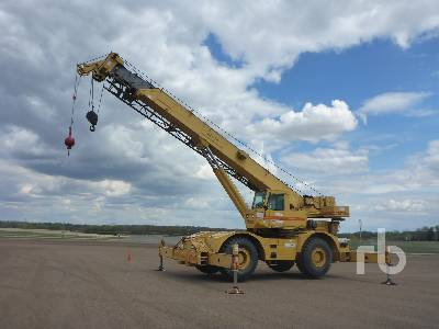 1995 GROVE RT745 45 Ton 4x4 Rough Terrain Crane