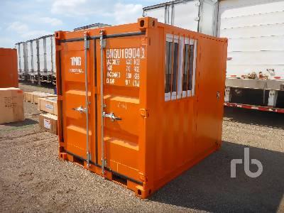 8 Ft Mini Container