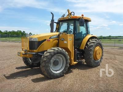 2012 CHALLENGER MT475BBMR 4WD Tractor