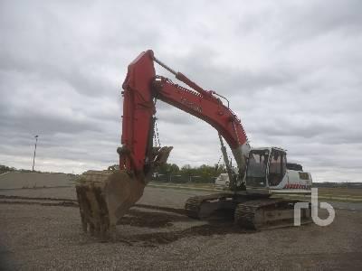 2008 LINK-BELT 330LX Hydraulic Excavator
