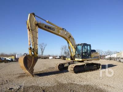 2012 KOBELCO SK295LC-9 Midi Excavator (5 - 9.9 Tons)