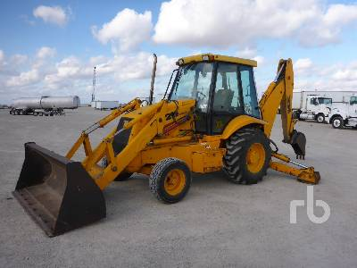 1997 JCB 214 Series 3 Loader Backhoe