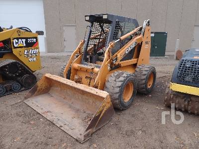 2002 CASE 90XT High Flow Skid Steer Loader