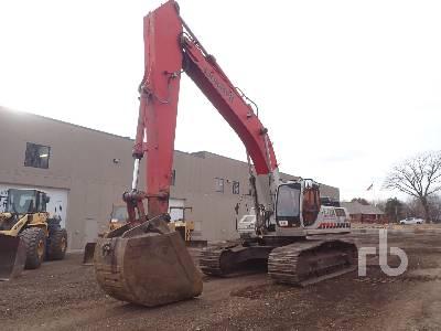 2009 LINK-BELT 460LX Hydraulic Excavator